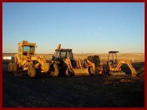 Heavy Equipment Work