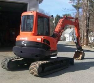 2005-Kubota KX161 Excavator-3