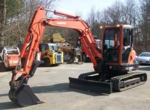 2005-Kubota KX161 Excavator-4
